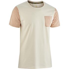 Edelrid Angama t-shirt Heren beige